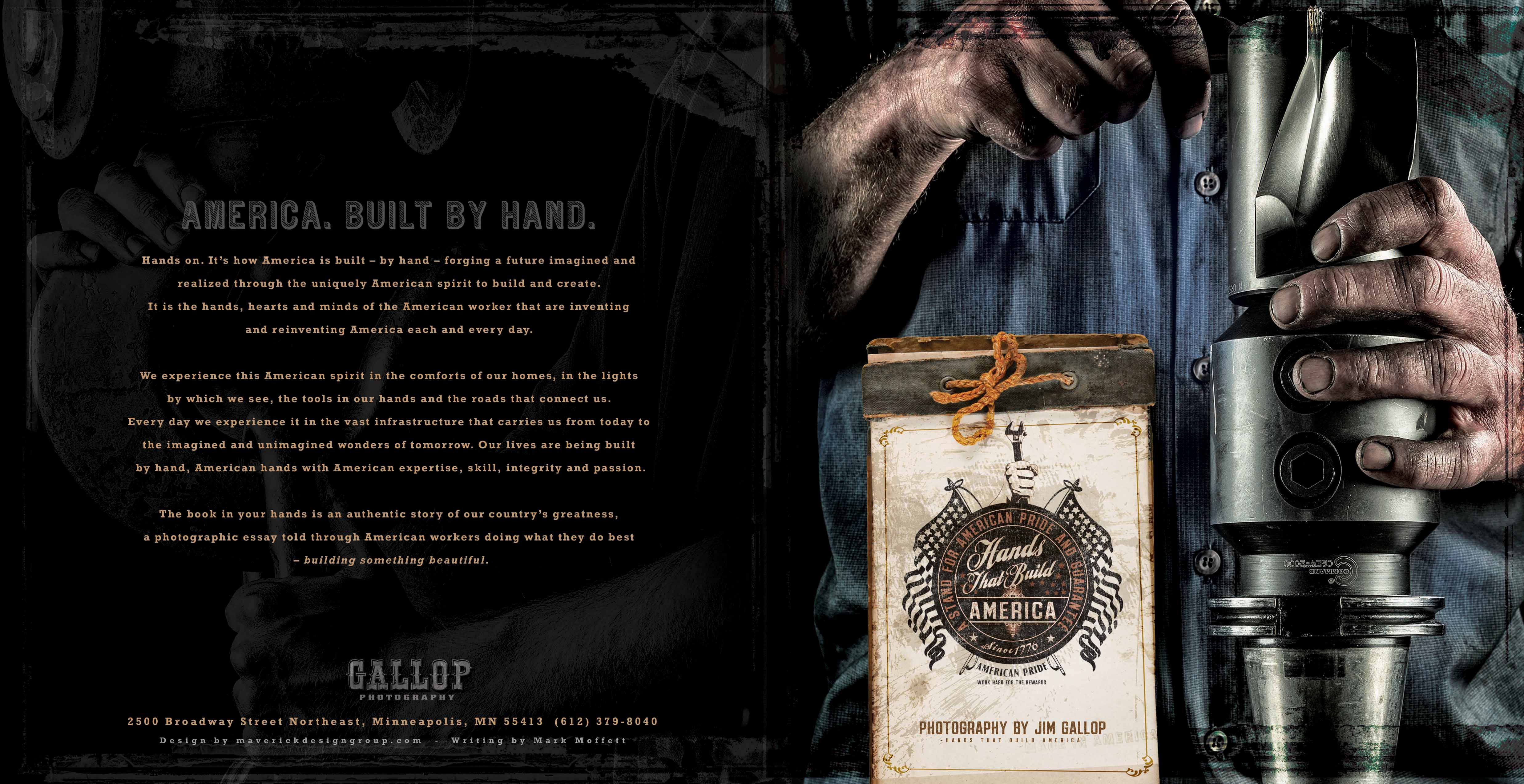 Hands that Build America: