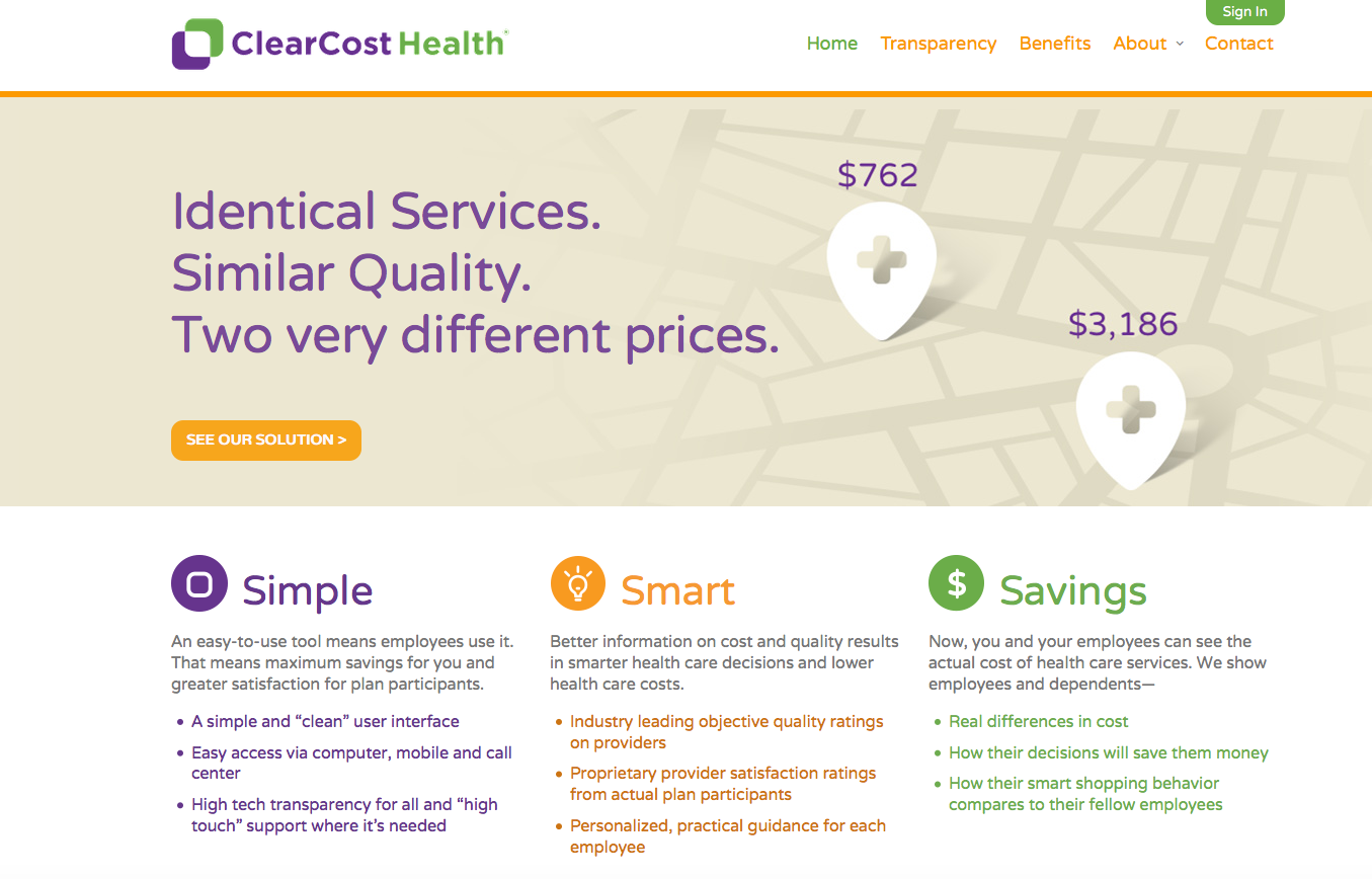 Clear Cost Health